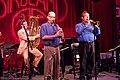 Louis Armstrong Centennial Band at Birdland, New York City (3669680262).jpg