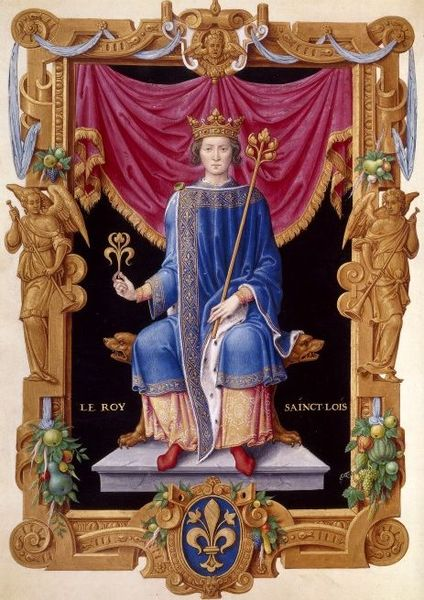 Ficheiro:Louis IX ou Saint-Louis.jpg