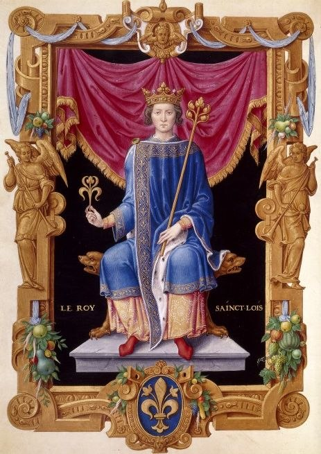 Louis IX ou Saint-Louis