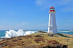 Phare de Louisbourg