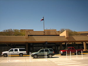 Preston Smith (governor) - Lubbock Preston Smith International Airport