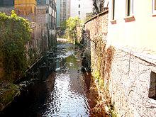 Il torrente Lura