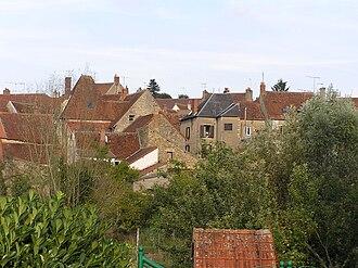 Lurcy-Lévis - A general view of Lurcy-Lévis