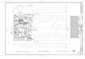 Luther Burbank House, Gardens, 200 Santa Rosa Avenue, Santa Rosa, Sonoma County, CA HABS CAL,49-SANRO,4-B- (sheet 5 of 7).png