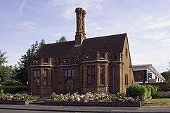 Daneshill Brick & Tile Company office, Basingstoke