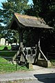 Lych gate, Earl's Croome church - geograph.org.uk - 1469303.jpg