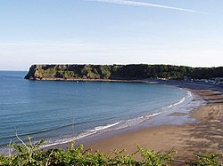 Lydstep Haven, Near Tenby - geograph.org.uk - 55493.jpg