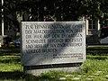 Märzpark - Tafel beim Denkmal für die Gefallenen der Märzrevolution 1848.jpg
