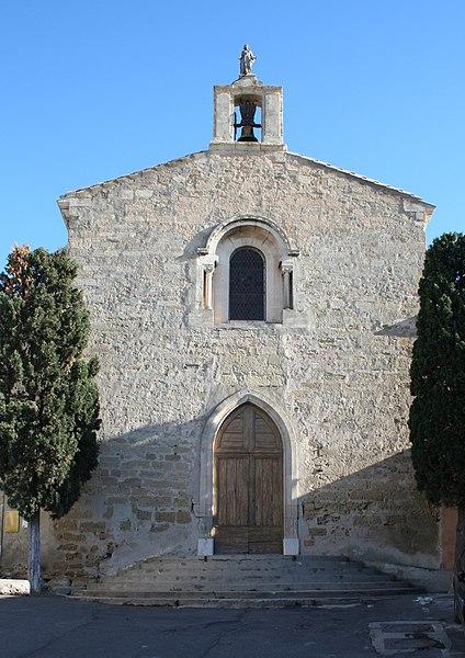 Mèze (Hérault) - chapelle des Pénitents.