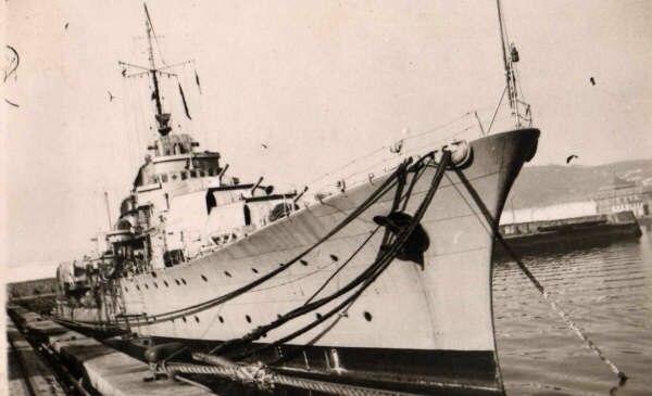 Méndez Núñez (1924)