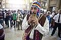 Música del altiplano en la estación de trenes de Constitución (15483547448).jpg