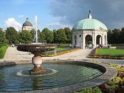 München Hofgartentempel