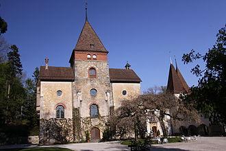 Münchenwiler - Münchenwiler Castle