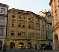 Městský dům V Templu (Staré Město), Praha 1, Celetná 27, Staré Město.JPG
