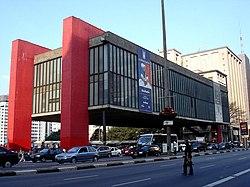 Museu de Arte de São PauloAssis Chateaubriand