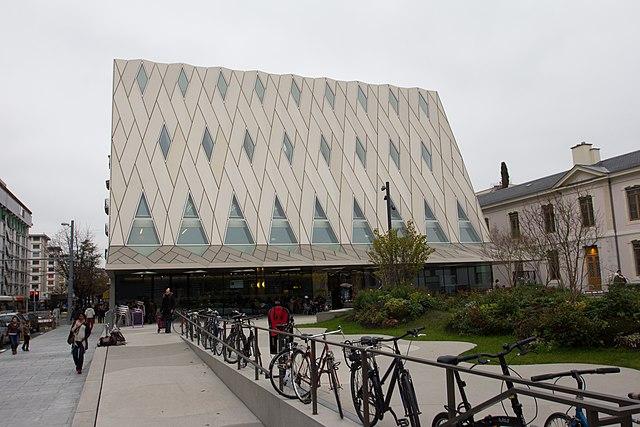 Ethnographisches Museum Genf