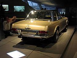 1963 mercedes benz 230sl classic automobiles for Nalley mercedes benz