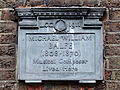 MICHAEL WILLIAM BALFE (1808-1870) Musical Composer Lived here.jpg