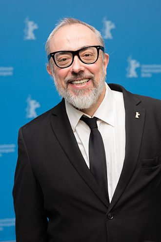 Álex de la Iglesia - Iglesia at the Berlinale 2017
