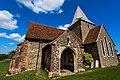 MOUNT BURES, St John the Baptist exterior (32599097347).jpg