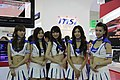 MSI promotional models at Computex 20100603.jpg
