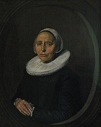 MSK Frans Hals Portret van een vrouw 17-03-2009 11-48-55.JPG