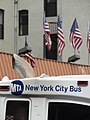 MTA New York city Bus - Prospect Park District - Brooklyn - New York - USA (10389215834).jpg