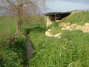 Mura greche di Hipponion.
