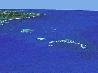 Maatsuyker Islands archipelago