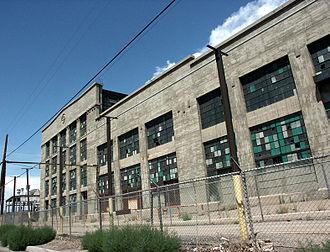 Barelas - Image: Machine Shop Albuquerque