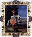 Madame La Duchesse de la Ferté, f.1654. Oljemålning på duk - Skoklosters slott - 48097.tif