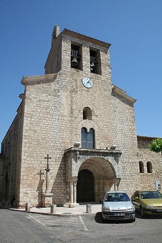 Magalas - Church