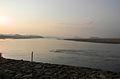 Mahanadi River, Lord Nilamadhab temple, Kantilo.jpg