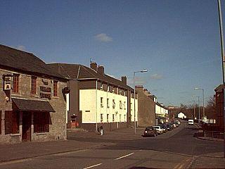 Duntocher Human settlement in Scotland
