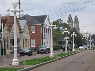 St. Mary Parish, Louisiana Parish in the United States