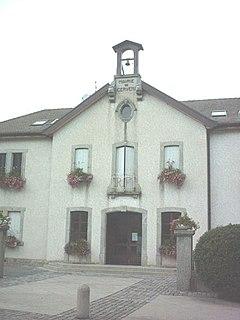 Cervens Commune in Auvergne-Rhône-Alpes, France