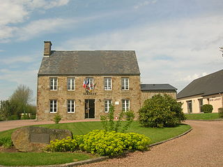 Aubusson, Orne Commune in Normandy, France