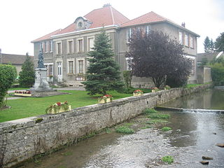 Brieulles-sur-Meuse Commune in Grand Est, France