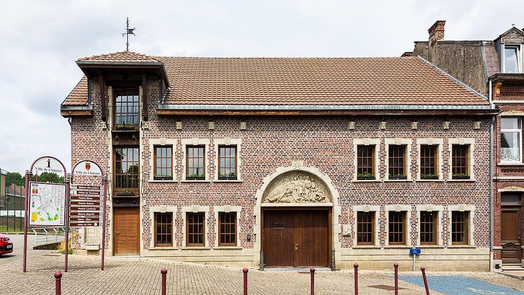 Maison de la Poterie, Bouffioulx