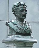 Major William Redmond bust, Wexford city.jpg