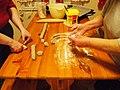 Making Karelian pasties (5294414536).jpg