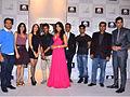 Malaika, Sameera & Prateik at Cotton Council of India's Lets Design 4 contest.jpg
