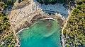 Mallorca schönste Strände Amarador Luftbild (30182072264).jpg