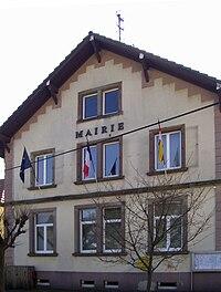 Malmerspach, Mairie.jpg