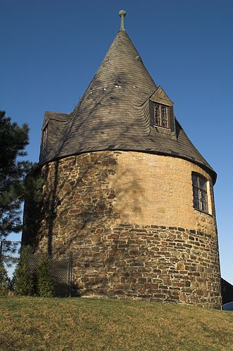 Rammelsberg - Maltermeisterturm