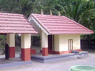 Manakkattu Devi Temple - Shaastha Temple