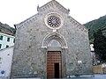 Manarola-chiesa San Lorenzo-facciata.jpg