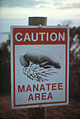 Manatee Area Sign 140FL, NPSPhoto, O'Donnell (9255091729).jpg
