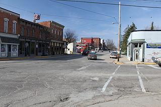 Manchester, Michigan Village in Michigan, United States