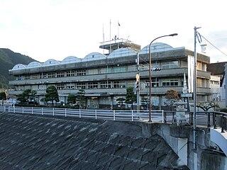 Ochiai, Okayama Former municipality in Chūgoku, Japan